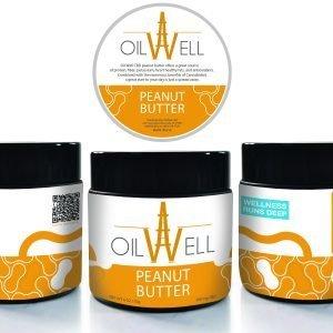 OilWell CBD Peanut Butter