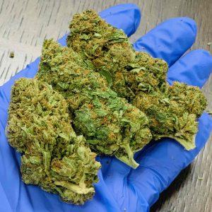 OilWell CBD Indoor Fruity Pebbles CBD Hemp Flower (16.41% Cannabinoids)