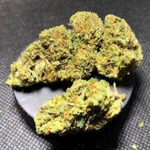 OilWell CBD Indoor Sour Diesel CBD Hemp Flower (22.02% Cannabinoids)