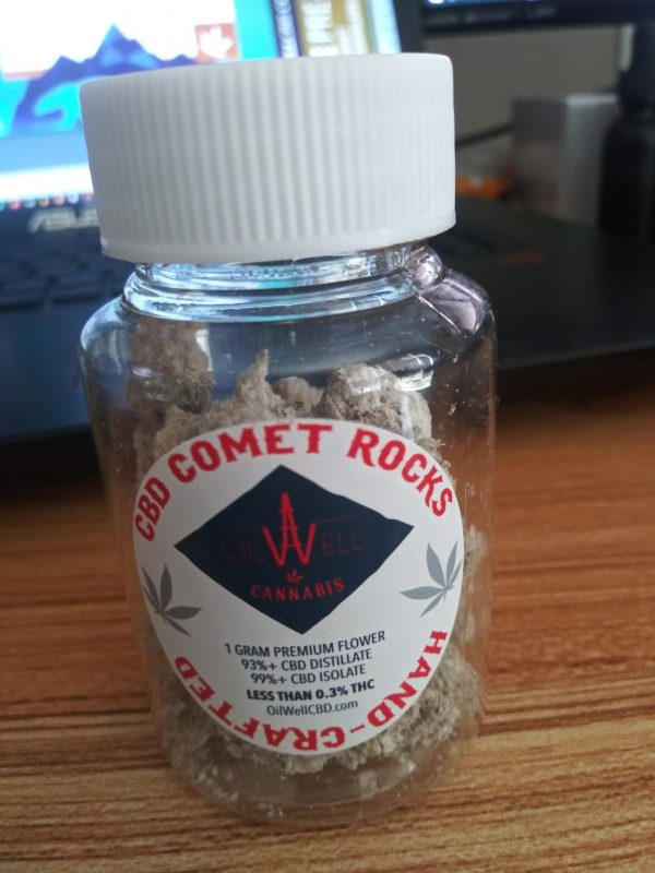 Wholesale and Bulk CBD Comet Rocks