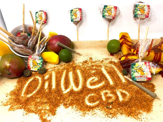 Bulk CBD Edibles and CBD Candy Formulation and Manufacturing by OilWell CBD of Houston, TX