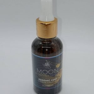 MOON 3000mg 1oz (30ml) Monthly Sublingual CBD Oil for Women's Menstrual Relief!