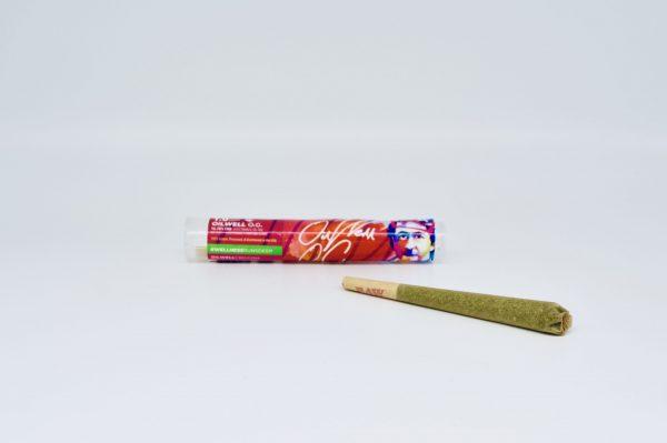 OilWell OG Top-Shelf 1.5 Gram CBD Flower Pre-Roll Joint