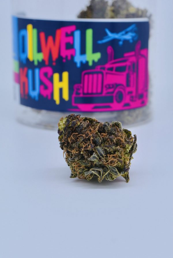 OilWell Kush Top-Shelf Hemp CBD Flower 7.0 Grams
