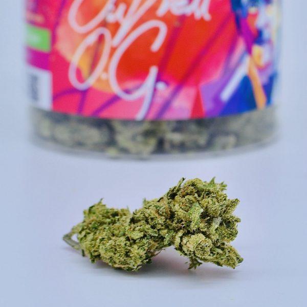 OilWell Kush Top-Shelf Hemp CBD Flower 7.0 Grams