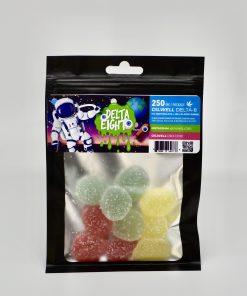 25mg Delta-8 THC Gummies in Houston, TX